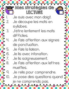 FRENCH GUIDED READING FREEBIE SAMPLE FROM COMPLETE PACKAGE