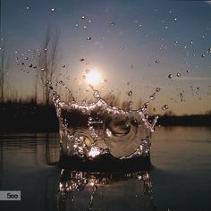 Splash by Dávid Detkó on 500px | with Lumia 930 #Lumia #Lumia930 #Splash #ShotOnMyLumia #500px