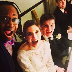 Congratulations to Anna and Spencer we are pumped. #happycouple #charizmamarz #charizmaentertainment #charizmaevents #deerpathinn #northshorewedding