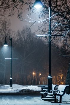 street lamp- ambient lighting