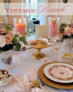 Best of Tablescapes
