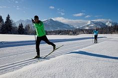 Langlaufurlaub im Kaiserwinkl in Tirol Bergen, Mountains, Nature, Sport, Fake Snow, Snowshoe, Ski Resorts, Ski Trips, Winter Vacations