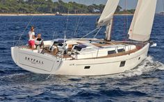 Hanse owners trust the Inspiration Marine sister company, Michael Schmidt & Partner, to list their Hanse and look after it with the upmost respect and care. Hanse Yachts, Marine Sister, Make A Boat, Sailing Holidays, Cabin Cruiser, Life Aquatic, Catamaran, Sailing Yachts, Yacht Design