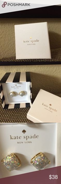 👑 Kate Spade Earrings👑 Classy Earrings by Kate Spade with Box🎀 Kate Spade Jewelry Earrings