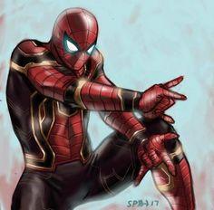 Spider-Man, Infinity War
