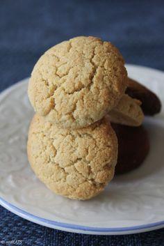 Grain-Free Petit Fours Recipe (Gluten-Free Almond Cookies)