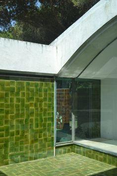 La Ricarda,Prat del Llobregat,Barcelona Arquitecto Antonio Bonet 1949-1963