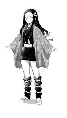 Read Kimetsu No Yaiba / Demon slayer full Manga chapters in English online! Demon Slayer, Slayer Anime, Manga Art, Anime Art, Anime Triste, Estilo Anime, Demon Hunter, Anime Demon, Kawaii Anime Girl