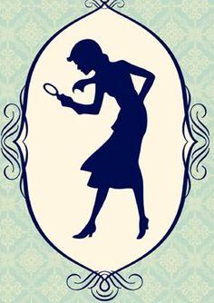 I love the classic vintage Nancy Drew girl detective image. Nancy Drew Party, Nancy Drew Games, Nancy Drew Books, Nancy Drew Mysteries, Cozy Mysteries, Spy Party, Party Themes, Party Ideas, Detective Party