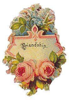 love to all my friends : )