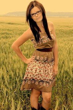 Cute Country Dress!!