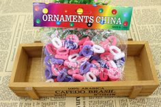 (KAKU23) 2015 New Fashion Child Baby Smal Hair Ring Rubber Bands Hair Holders Elastics Girl's Tie Gum Mix Color Free Shipping-in Hair Accessories from Women's Clothing & Accessories on Aliexpress.com   Alibaba Group