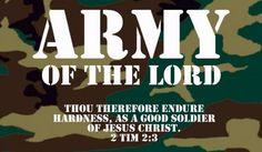 Embedded image 2 Timothy 2:3 KJV