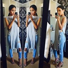 Just launched! Sexy Women Sleeveless Two Side High Split Blouse Shirt Tops Dress http://fabulositycloset.com/products/sexy-women-sleeveless-two-side-high-split-blouse-shirt-tops-dress?utm_campaign=crowdfire&utm_content=crowdfire&utm_medium=social&utm_source=pinterest