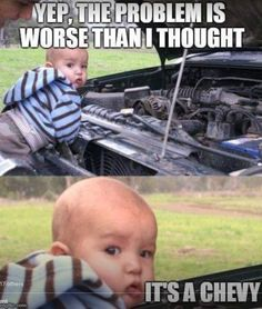 Ideas for ford truck memes dads Ford Truck Memes, Ford Humor, Chevy Memes, Ford Jokes, Ford Trucks, Funny Truck Quotes, Funny Car Memes, Chevy Vs Ford, Chevrolet
