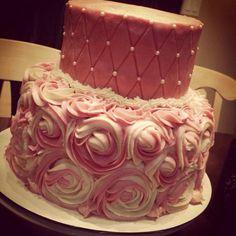 Cake Sal Ef Bf Bd Rosette
