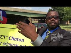 "Haitian Immigrants for Trump: ""Wake Up! Hillary Belongs in Jail!"" - YouTube"