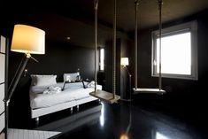 Outdoor Furniture, Outdoor Decor, Oversized Mirror, Dark, Bed, Home Decor, Decoration Home, Stream Bed, Room Decor