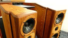 レイオーディオ K-Monitor KM1V-M & KS1V モニタースピーカー Audio Design, Monitor
