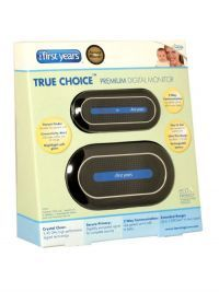 £24.99 - The First Years True Choice Premium Digital Monitor   This digital monitor brings baby monitoring to the next level, it has the features you would expect in a digital monitor including sound-light indicators, out of range indicator, low battery indicator, volume control, battery and plug in options and wall mounting for the child unit. Baby Soap, Battery Indicator, Baby Monitor, Cutlery Set, First Year, Baby Care, Health And Beauty, Household, Fragrance