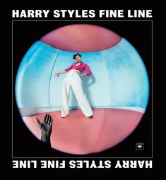 Harry Styles Fine Line Album Cover Print - Pop Music Poster - Gifts for him - Gifts for her Harry Styles Album Cover, Harry Styles Poster, Music Collage, Music Artwork, Music Album Covers, Music Albums, Music Illustration, Harry Styles Wallpaper, Vintage Poster