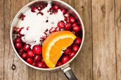 Homemade Indian Trail Cranberry Orange Sauce Recipe