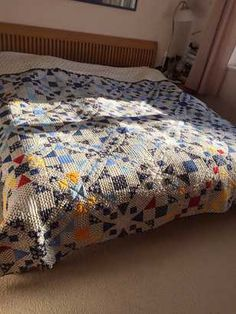 Quilt by Ulrik Roider from Quilting Big Projects on a Small Machine on Craftsy.