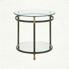 Exceptional View The Charlotte End Table From Arhaus. Artisans Hand Fashion Our  Charlotte Coffee, Demilune