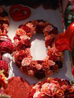 Rose wreath!
