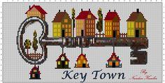"""""""Key Town"""" by Nurdan Kanber"""