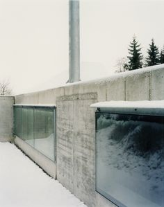 schutzhutte am fichtelberg by aff architekten