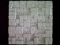 A Segato acaba de lançar em seu blog a linha Decorare. São lindos mosaicos executados artesanalmente com pequenas peças de granilite rústico formando painéis decorativos verticais maravilhosos.