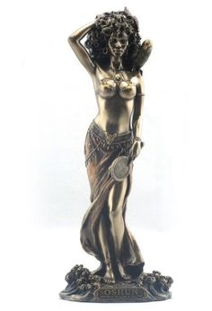 Oshun - Goddess Of Love Beauty And Marriage Sculpture https://www.amazon.com/exec/obidos/ASIN/B00E3CU25O/zdn-20 (via @zedign)
