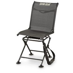 Hunting- Guide Gear 360 Degree Swivel Hunting Blind Chair * Check out the image…