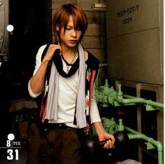 Ueda Tatsuya ; KAT-TUN Calendar : 08/31