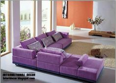 purple furniture | purple living room furniture, purple corner sets, purple sofas