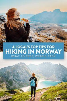 Europe Travel Guide, Travel Guides, Travel Destinations, Hiking In Europe, Hiking Norway, Norway Travel, Bodo, Lofoten, Visit Norway