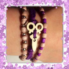 Wood beads 11