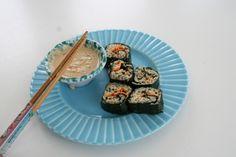 """raw """"friendly sushi"""""""