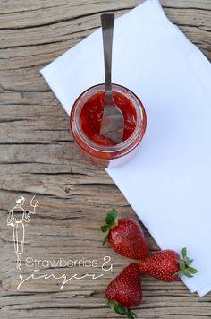 Strawberry & Ginger Marmelade by Neu4bauer