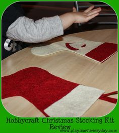 Play based learning at home with my little boy and baby girl. Always looking for fun crafts, toys, activities and games to play. Christmas Stocking Kits, Christmas Gifts For Kids, Christmas Stockings, Christmas Crafts, Christmas Baking, Christmas Wreaths, Hobbies And Crafts, Crafts To Make, Easy Crafts