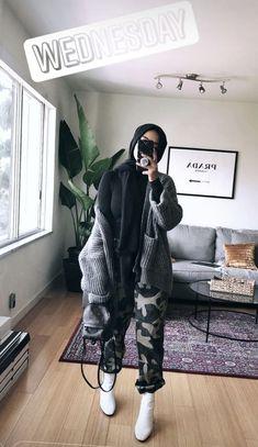 Super Ideas For Fashion Modest Winter Cute Outfits Modest Fashion Hijab, Modern Hijab Fashion, Street Hijab Fashion, Casual Hijab Outfit, Hijab Fashion Inspiration, Hijab Chic, Muslim Fashion, Cute Casual Outfits, Mode Inspiration