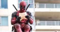 Deadpool movie Opening sequence by Nvidia