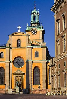 Church of St. Nicholas (Stockholm Cathedral), Stockholm, Sweden  (Lutheran)
