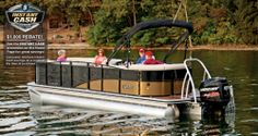 New 2013 - Lowe Boats - Platinum 23 Luxury Cruise Pontoon Boats For Sale, Fishing Pontoon Boats, Fishing Boats For Sale, Lowe Boats, Water Crafts, Canoe, Lowes, Cruise, Construction