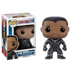 Black Panther (Unmasked)