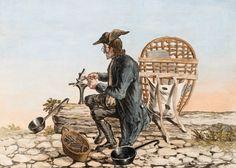 Tinker by Franz Feyerabend (1755-1800), 1790