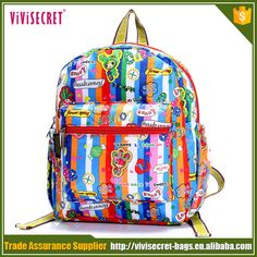 Lowest price nylon comfortable hipster kids school bags for boys #Bookbags, #hipster