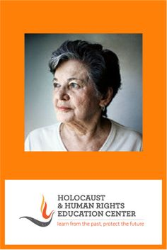 Esther Geizhals, Holocaust Survivor: Born in Lodz Poland in 1929, she and her family were moved to the Lodz ghetto until 1944. Then she was transported to Auschwitz...then to Bergen Belsen, and on to Rochlitze concentration camp. She was able to escape during a death march and then hide in a village nearby until Russian forces liberated them. She then, smuggled her way from Poland to the American zone in Germany and lived in displaced persons camp until 1947 when she came to the US.
