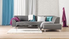 products by Pfister First Flat, Sofas, Couch, Curtains, Furniture, Design, Home Decor, Products, Pretty